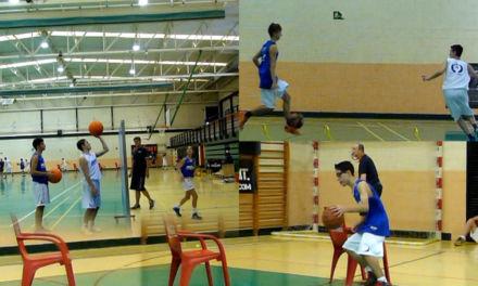 Video y explicación: Circuito de ejercicios preparación física integrada baloncesto. Agilidad, técnica, velocidad reacción.