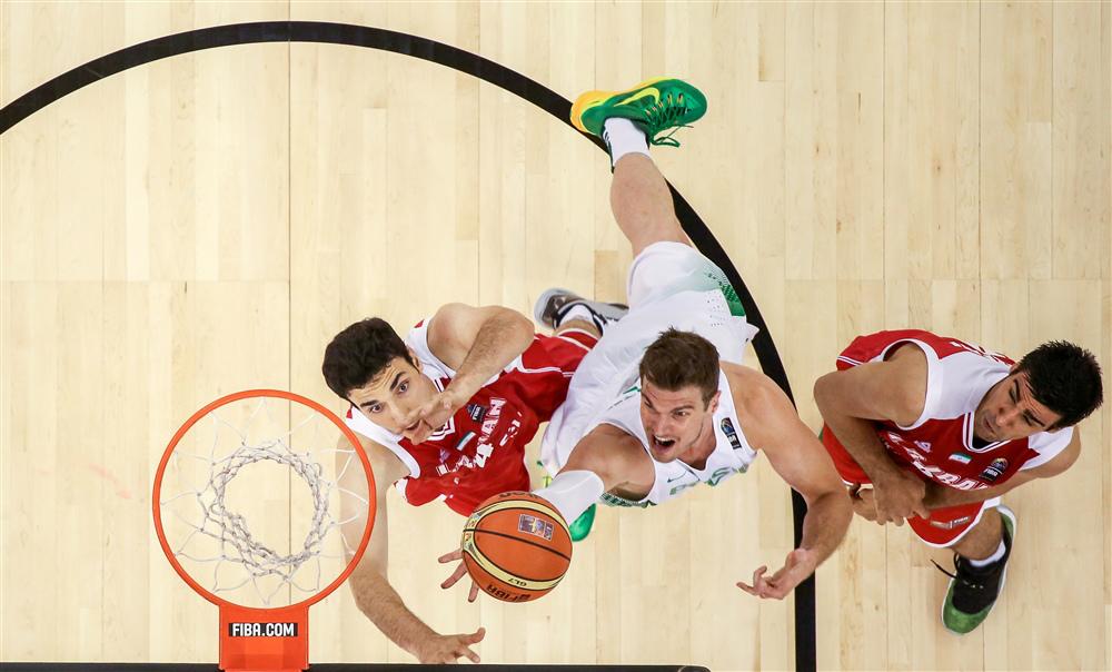 Mundial Baloncesto España´14 (Día 2). Ayer ya es historia