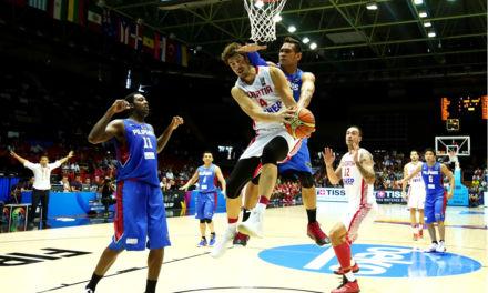 Mundial Baloncesto España´14 (Día 1). Visto o no visto