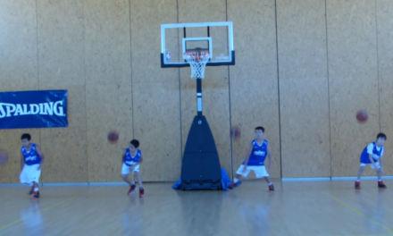 Videos: Es cuestión de intentarlo.Sesión Freestyle minibasket con Dawizard. Campus JGBasket