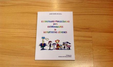"""""""Sobre el libro Estrategias psicológicas para entrenadores de deportistas jóvenes"""" de Chema Buceta"""