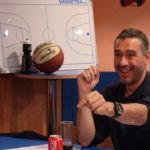 """Jota Cuspinera: los """"renglones torcidos"""" de la pasión de entrenar. Charla debate Baloncesto San Agustín"""