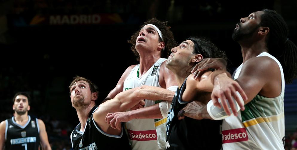 Mundial Baloncesto España´14 (Octavos de final). Cuestión de carácter