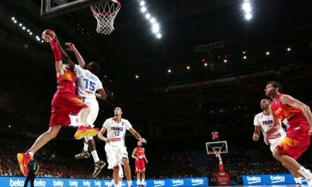 Mundial Baloncesto España´14 (Cuartos de final). Colorín colorado