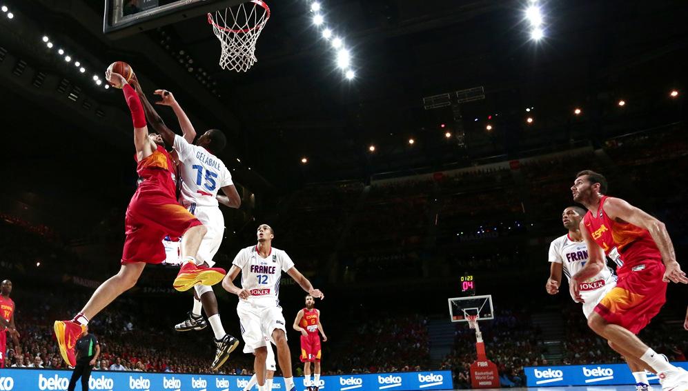 Mundial Baloncesto España´14 (Cuartos de final). Colorín colorado ...