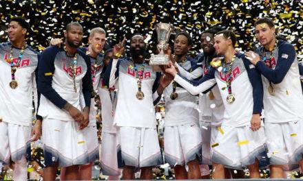 Mundial Baloncesto España´14 (Final). Un oro de otra época.