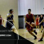 Video: Liga Freebasket Madrid. CTA Vuelo vs Aviónica. Happy Way.Edit 01