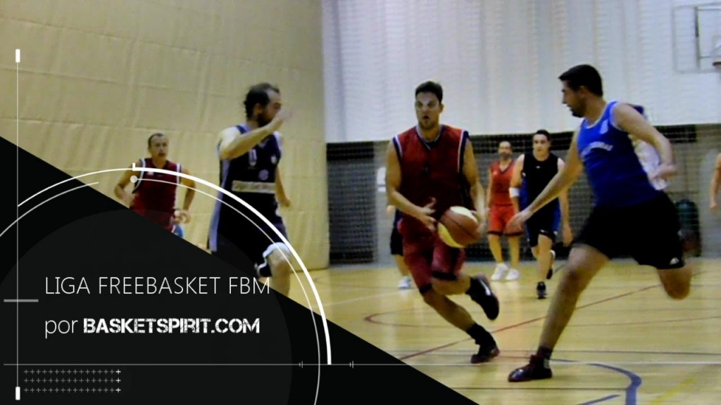 Video: Liga Freebasket Madrid. CTA Vuelo vs Aviónica. Happy Way.Edit 01