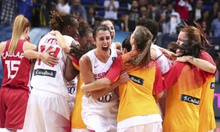 Selección Femenina, el secreto de su éxito. Gracias por hacernos soñar.