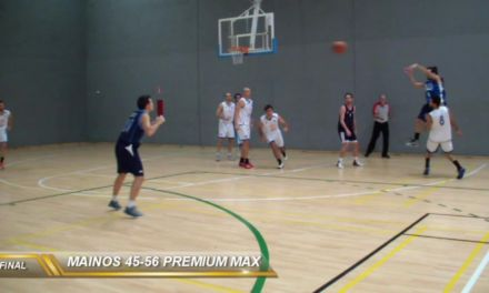 Video: Mainos vs Premium Max. Un partidazo de la liga FreeBasket FBM