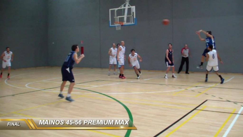 Video: Mainos vs Premium Max. Un partidazo de la liga FreeBasket FBM