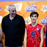 Video: Entrevista a Joe Arlauckas. Entrenador de ASM. PreCopa Colegial Madrid