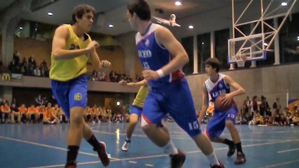 Superslowmo: Clásicos Baloncesto Colegial.