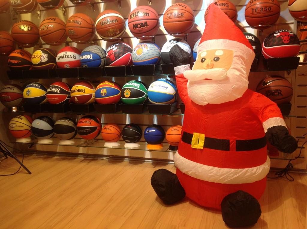 Feliz Navidad de parte de todo el equipo de JGBasket
