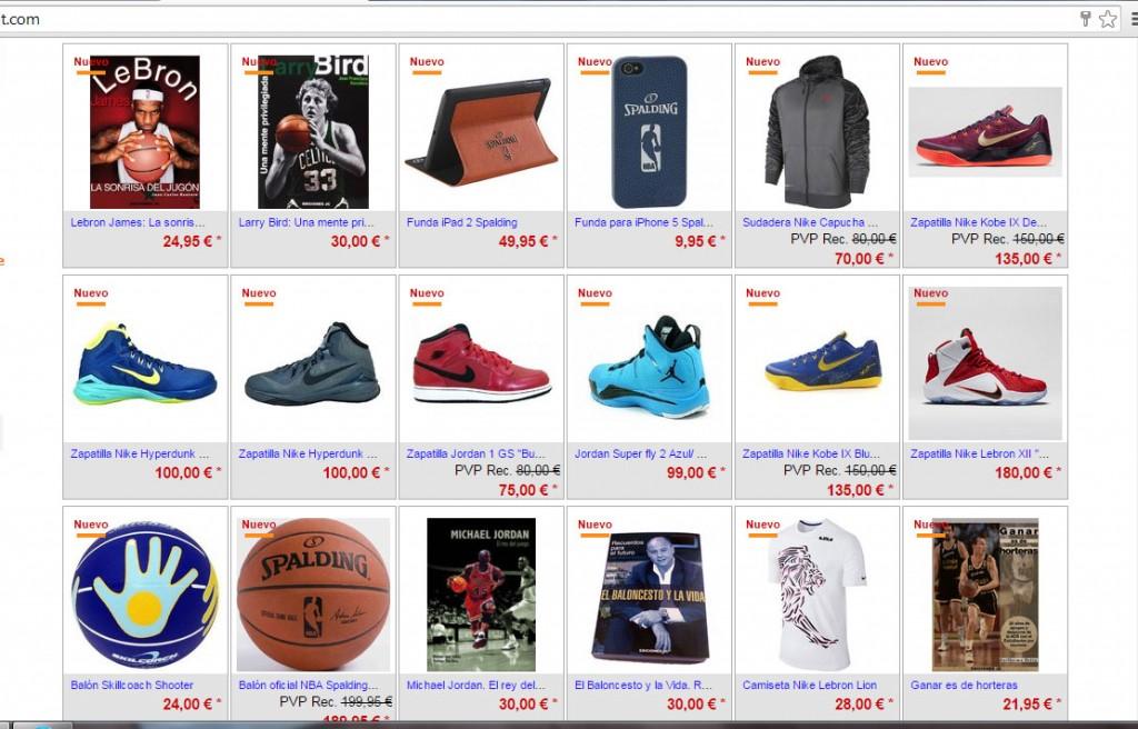 Encuentra el regalo perfecto en Basketspirit. Guia de regalos de Navidad
