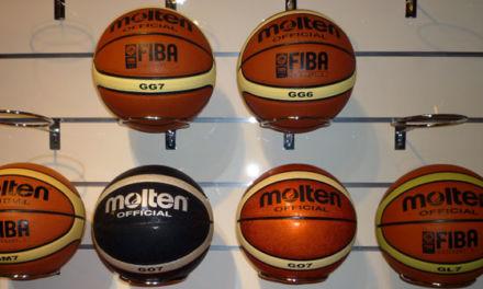 Molten. Una gran marca de balones de baloncesto se une a Basketspirit