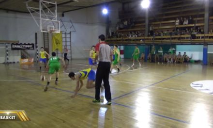 Video: Triple tras bote. 18. Maravillas vs Maristas Chamberi