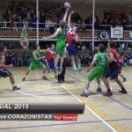 Copa Colegial 2015: Arturo Soria vs Corazonistas. Emoción con máxima tensión