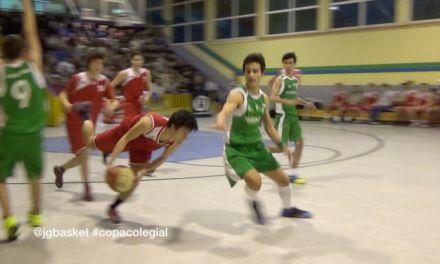 Videos: San José del Parque vs Fomento Fundación. Partidazo con prorroga. Copa Colegial 2015