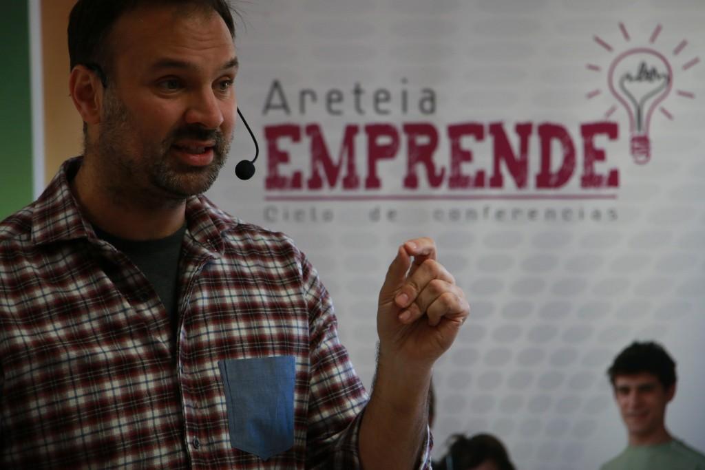 Cambiar el mundo a través del deporte: Ángel Sanz