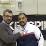 Entrevista Santiago Alejandro, entrenador Corazonistas femenino en Copa Colegial 2015