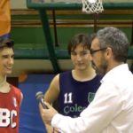Entrevistas MVP San Patricio vs Buen Consejo. Cuartos de final Copa Colegial Madrid 2015