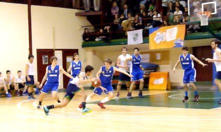 Video Slowmotion: San Patricio vs Brains. Semifinales Copa Colegial Madrid 2015