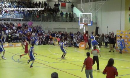 Action cam. Momentos de la Gran Final Colegial Madrid 2015