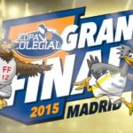 Fomento Fundación vs Brains, ¿la final inesperada? Copa Colegial Madrid 2015