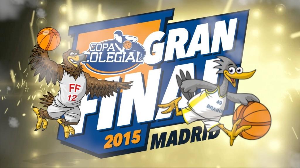 Videos: Final Copa Colegial Madrid 2015. Fomento Fundación vs Brains. Resúmenes extensos y colección clips