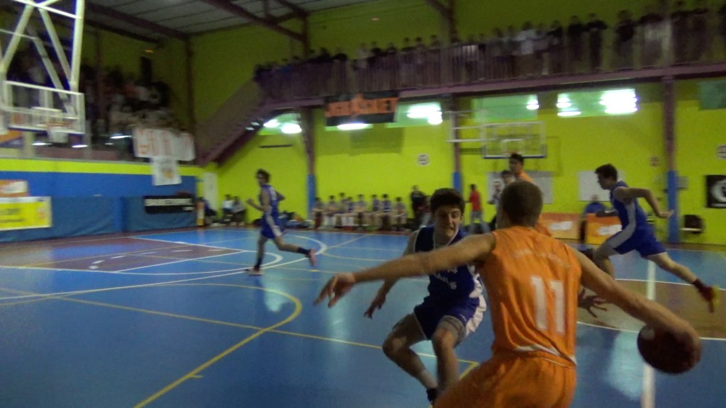 Videos: Brains vs Gredos San Diego.