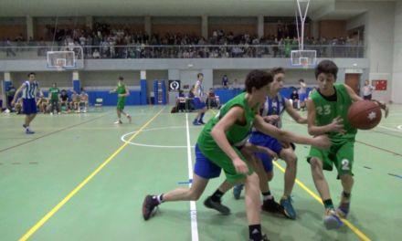 Videos: Recuerdo vs Maristas Chamberí.  Cuartos de final Copa Colegial Madrid 2015