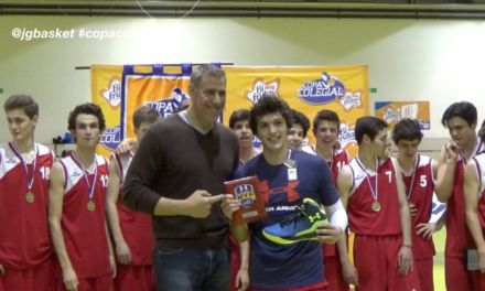 Video: Edu Rubio, Fomento Fundación. Highlights del MVP Under Armour de la Copa Colegial Madrid 2015