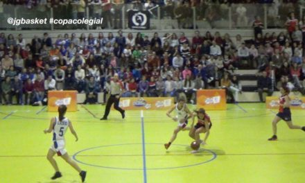 Video: Final femenina Copa Colegial Madrid 2015. Liceo Francés vs Corazonistas. Resumen extenso