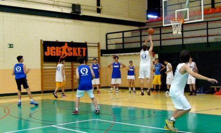Campus Baloncesto JGBasket 2015.