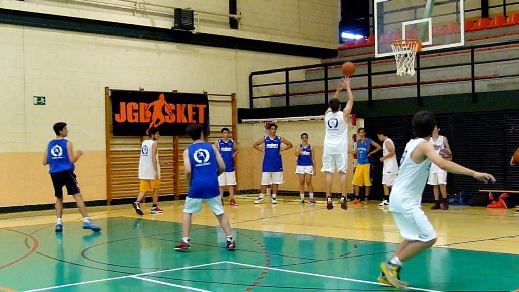 Ultimos días inscripción Campus Baloncesto JGBasket 2015.