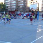 Video: Mate jugador Agustiniano en final PequeCopa Colegial Madrid 2015. Colegio Caldeiro