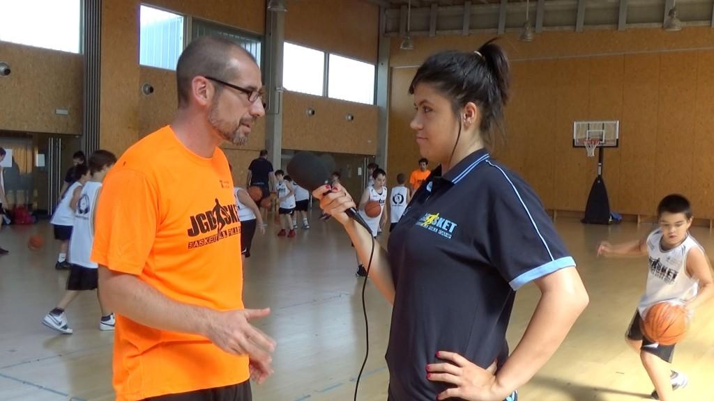 Entrevista Fran Rodríguez Plasencia. Stephen Curry: Magia y fundamentos. Tiro, bote y desarrollo del jugador. Campus JGBasket 2015