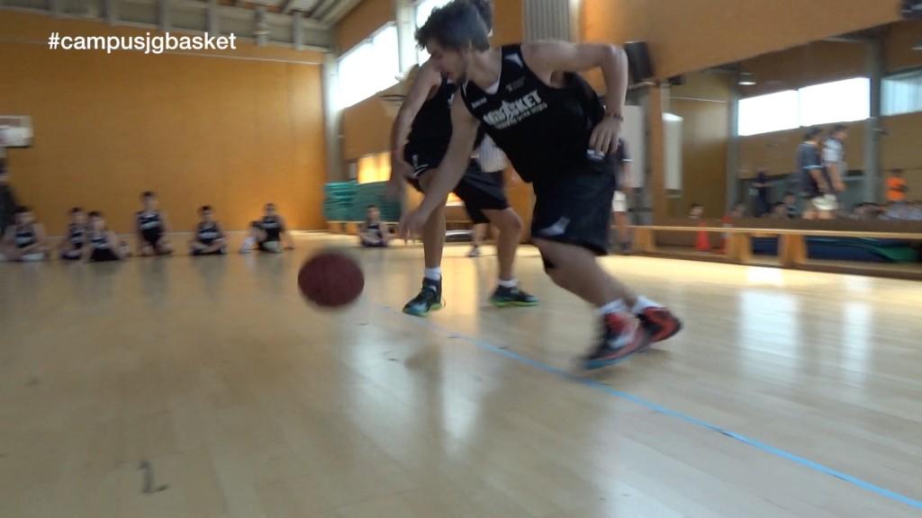 Video: Se la hizo… Final 1×1 Campus JGBasket 2015. Primer turno