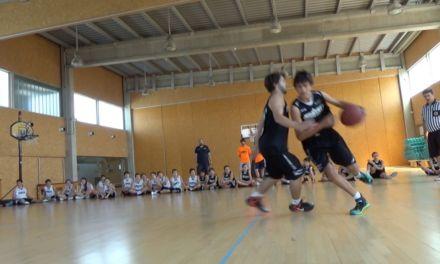 Highlights: Final 1×1 Canasta grande. Campus JGBasket 2015. Turno 01