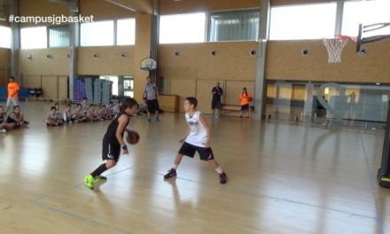 Highlights: Final 1×1 Minibasket. Campus JGBasket 2015. Turno 01