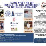 """Clinic """"La táctica en formación"""". Sábado 20 de Junio 2015. Mungia. Bizkaia."""