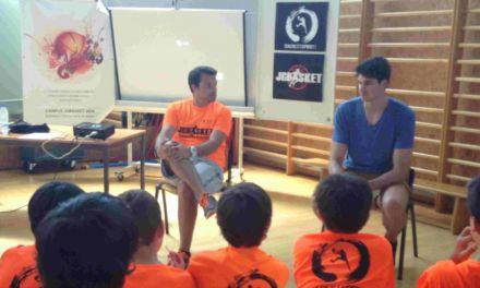 Chema González, un invitado de altura al Campus JGBasket