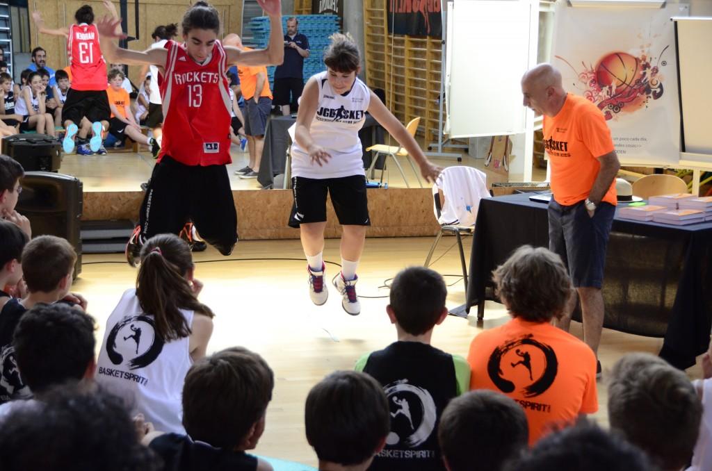 Fotos Campus JGBasket 2015. Semana 2. Entrega 1.  Charla Chema Buceta, la motivación compensada