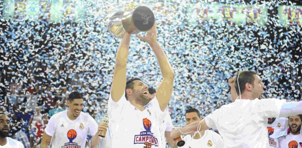 Final ACB. Tercer partido. El Madrid, campeón por la vía rápida