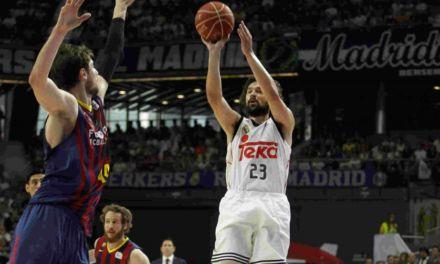 Final ACB. Segundo partido. Llull acerca al Madrid al título