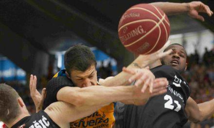 Cuartos de final ACB. Real Madrid–Valencia y Barça– Unicaja, candidatos al título