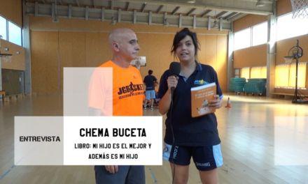 Libro: Mi hijo es el mejor y además es mi hijo. Entrevista a Chema Buceta