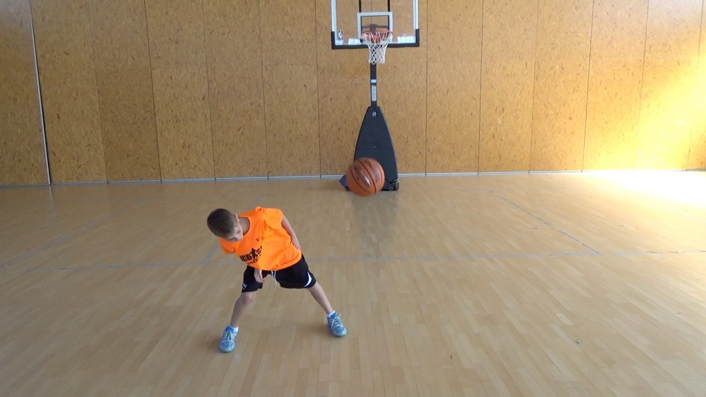 Video: Jose, alumno aventajado de freestyle. Campus JGBasket 2015