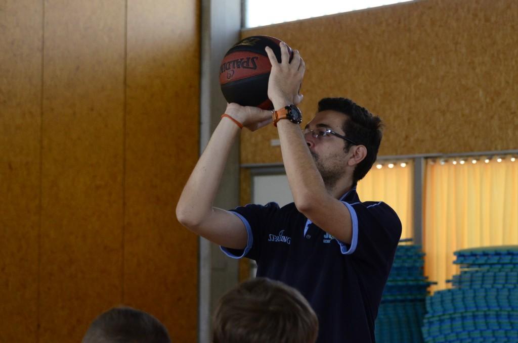 Fotos Campus JGBasket 2015. Semana 2. Entrega 2.